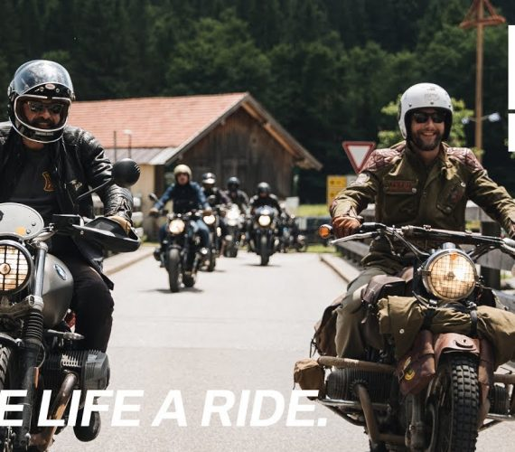 MAKE LIFE A RIDE TOUR 2018 – BMW