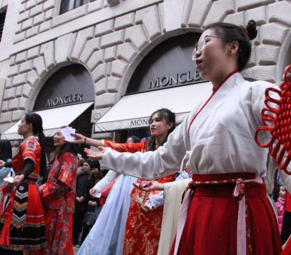PADOVA festeggia l'Anno del Maiale:  Capodanno Cinese