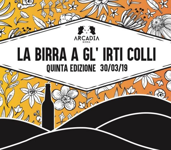 """""""La birra a gl'irti Colli"""": birre artigianali, musica e prodotti tipici alla Cantina Bernardi"""""""