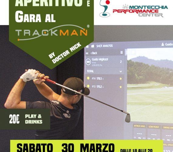 Aperitivo e Gara di Trackman – Golf La Montecchia
