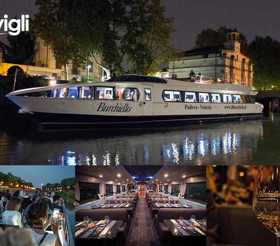 Naviglio DiVino – Degustazioni in navigazione by night!