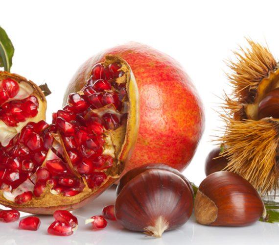 Giuggiole, castagne e non solo: i frutti dei Colli Euganei