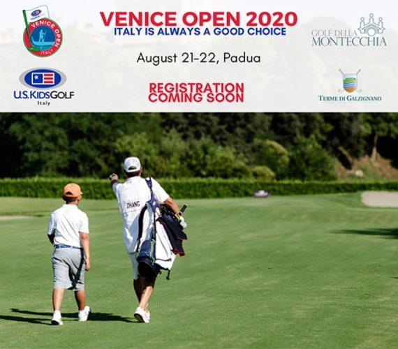 Venice Open 2020- Golf della Montecchia
