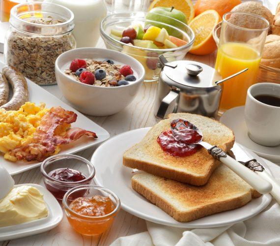 La colazione perfetta per affrontare la giornata con il Sorriso!