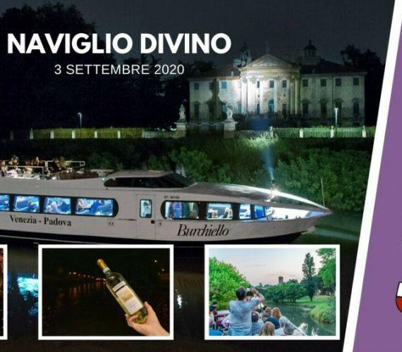 Naviglio DiVino – Ca' Lustra & Osteria Volante